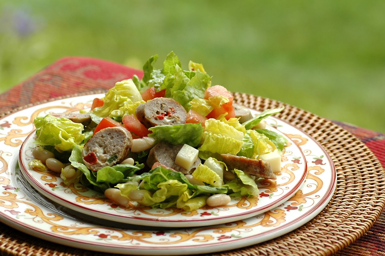 Savoring Time in the Kitchen: An Inspired Antipasto Salad