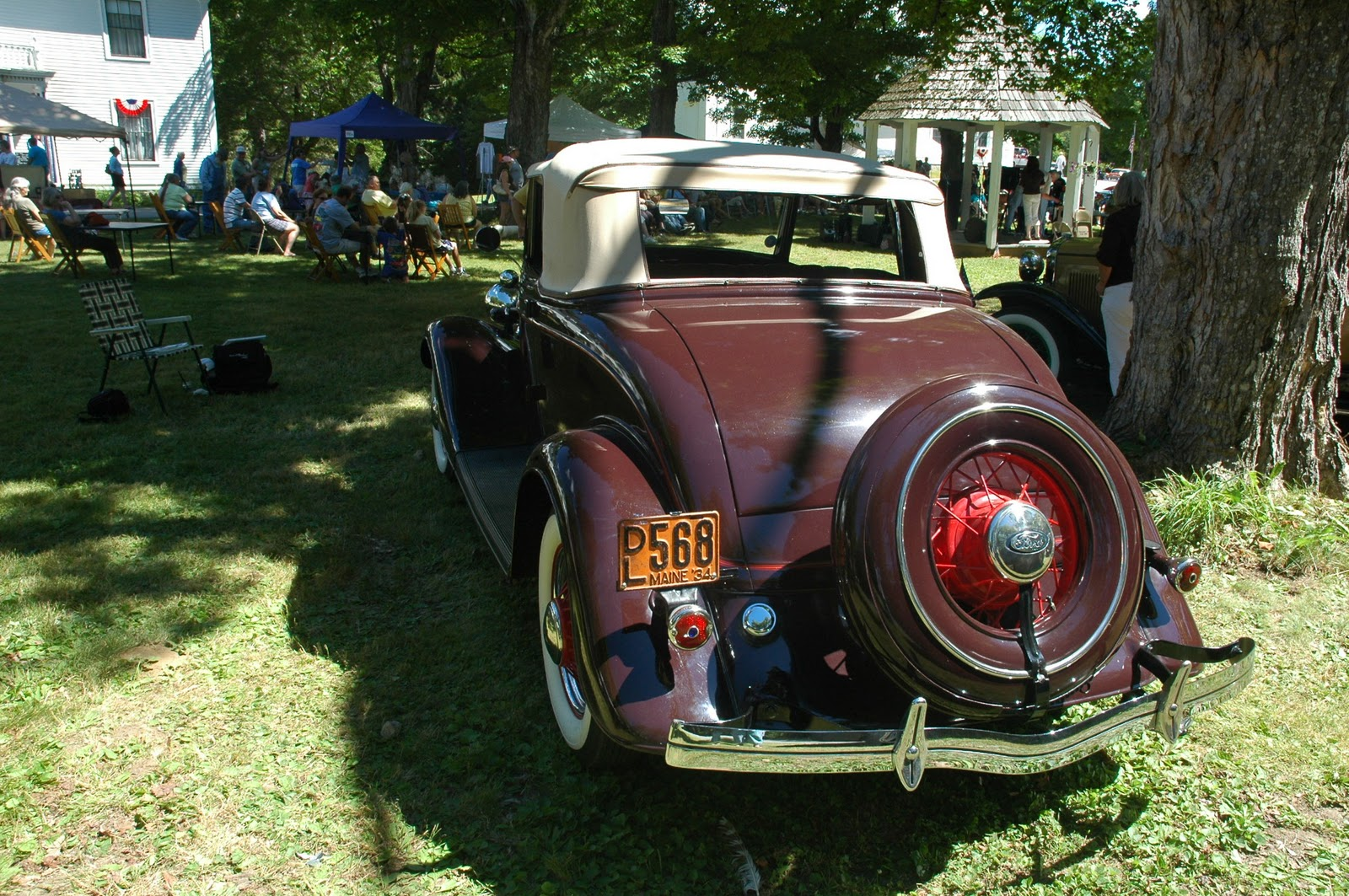 Antique Cars Archives - MARY BYROM FINE ART