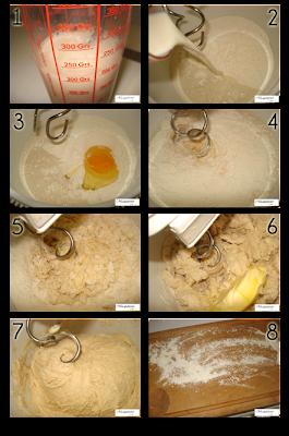 pl1 La recette de la pâte levée