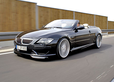 Bmw M6 Black Wallpaper