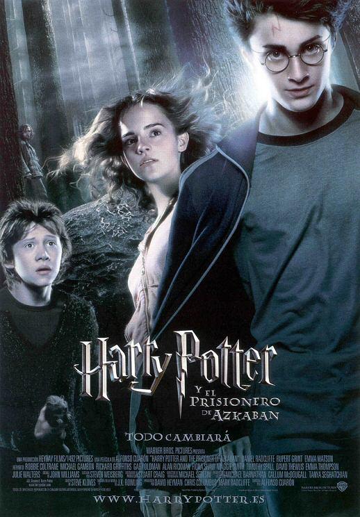 El Cine Que Vivimos Peligrosamente: La saga Harry Potter (Parte II)