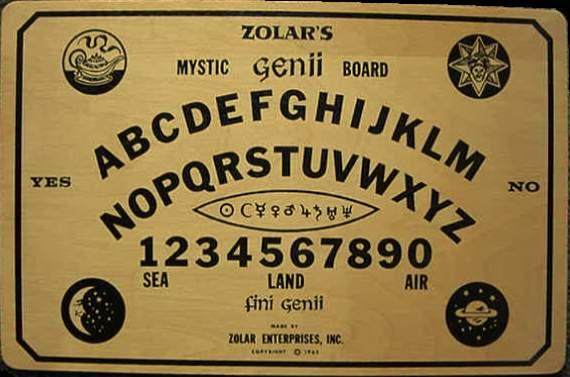 The Zozo Phenomena Clues Found In Rare Spirit Boards