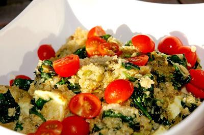 Image Gallery heather's quinoa recipe