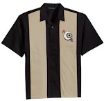 Two-tone AoE Bowling Shirt