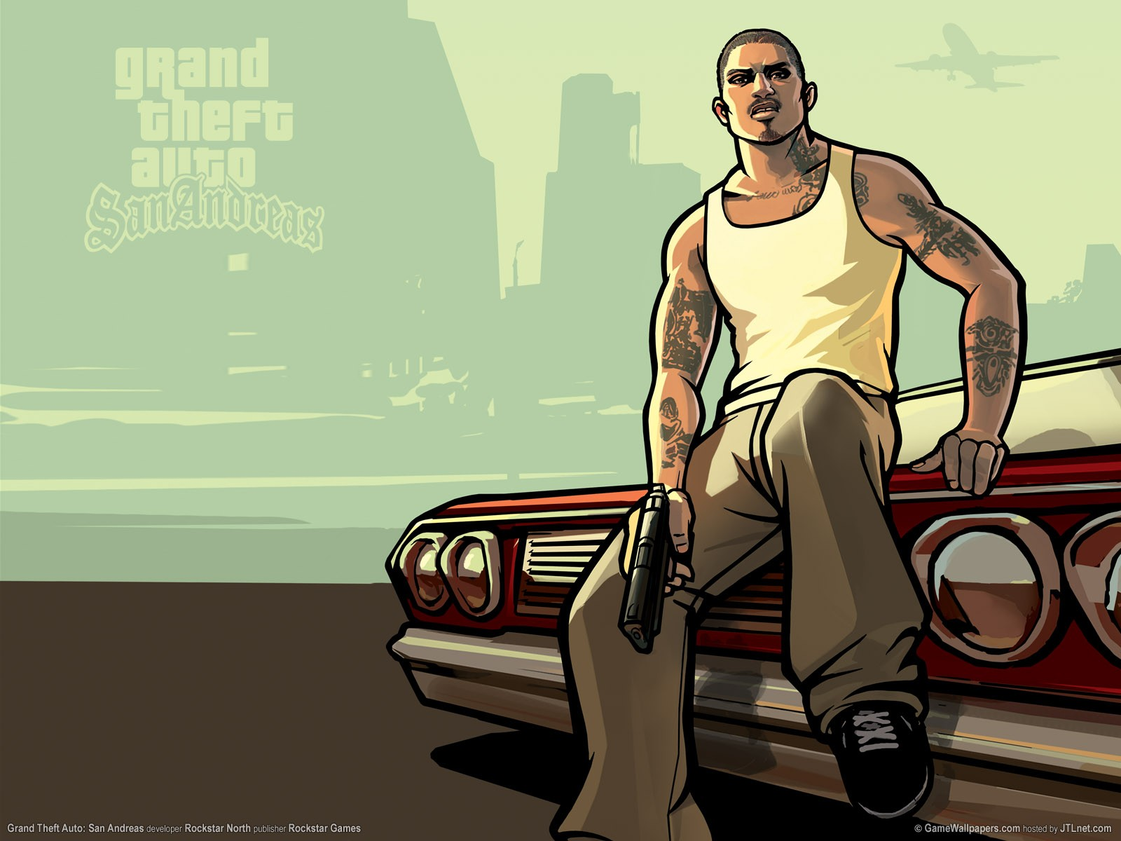 Grand theft auto san andreas save games download