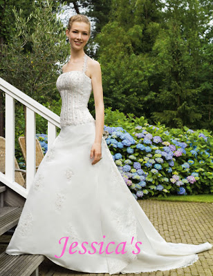 Fashion wedding dresses style 4