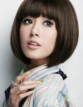 Pictures of trendy short hair styles 5