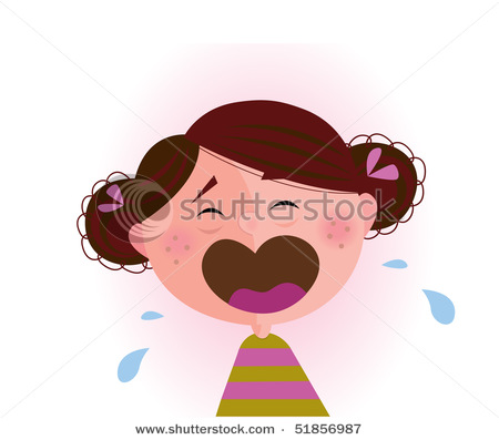 stock-vector-crying-baby-girl-crying-small-child-vector-cartoon ...