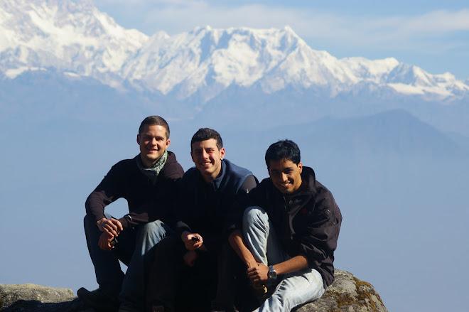 Mt. Kanchanjungha (28,169 ft)