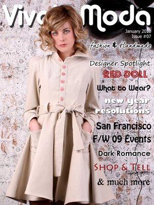 Viva La Moda, Vintage Fashion @ Pintuckstyle