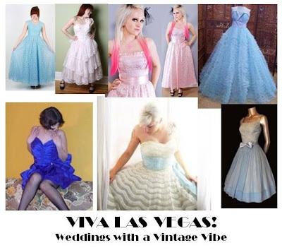 Vegas Wedding Gowns on Pintucks  Viva La Moda  Bridal Styles In Vintage