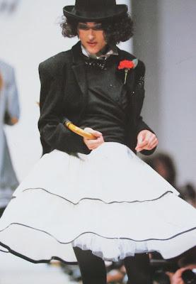 Betty Jackson 80's fashion