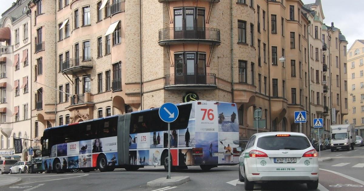 buss luleå