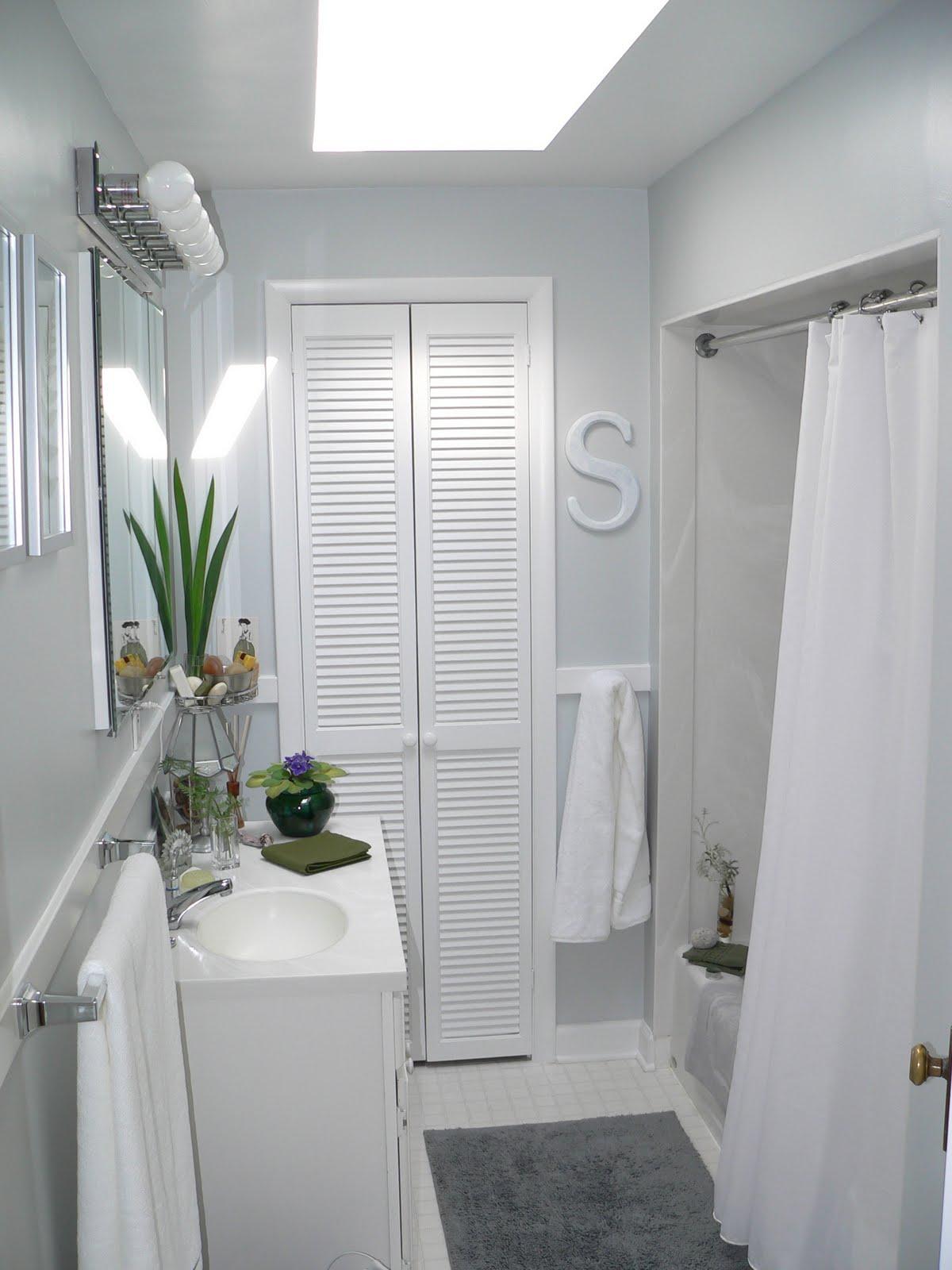 Light Grey Bathroom Viewing Gallery