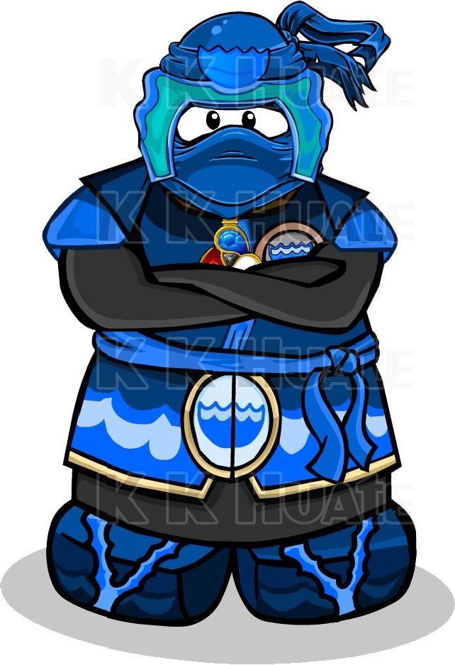 Ninja De Agua Club Penguin Trucos Y Mastrucos De Club Penguin   LONG ...