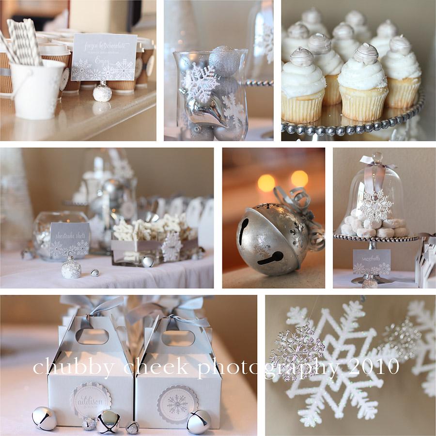 Winter Wonderland Polar Express Party