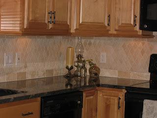 Kitchen Backsplash Pictures Travertine