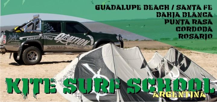 kite surf school