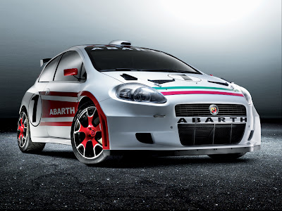 2007 Fiat Grande Punto Abarth Preview. Abarth Grande Punto S2000