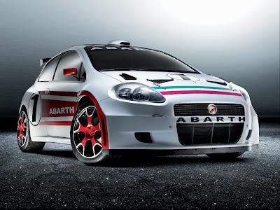 2007 Fiat Grande Punto Abarth Preview. Abarth Grande Punto S2000
