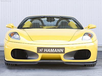 2005 Hamann Ferrari F430. 2006 Hamann Ferrari F430
