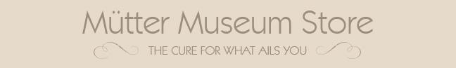 Mütter Museum Store