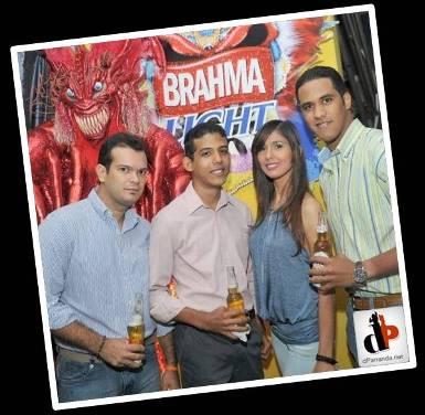 Lanzamiento del Carnaval Vegano Brahma Light @ Praia