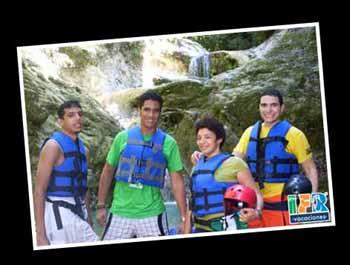 @ Los 27 charcos de Damajagua con IFR Vacaciones