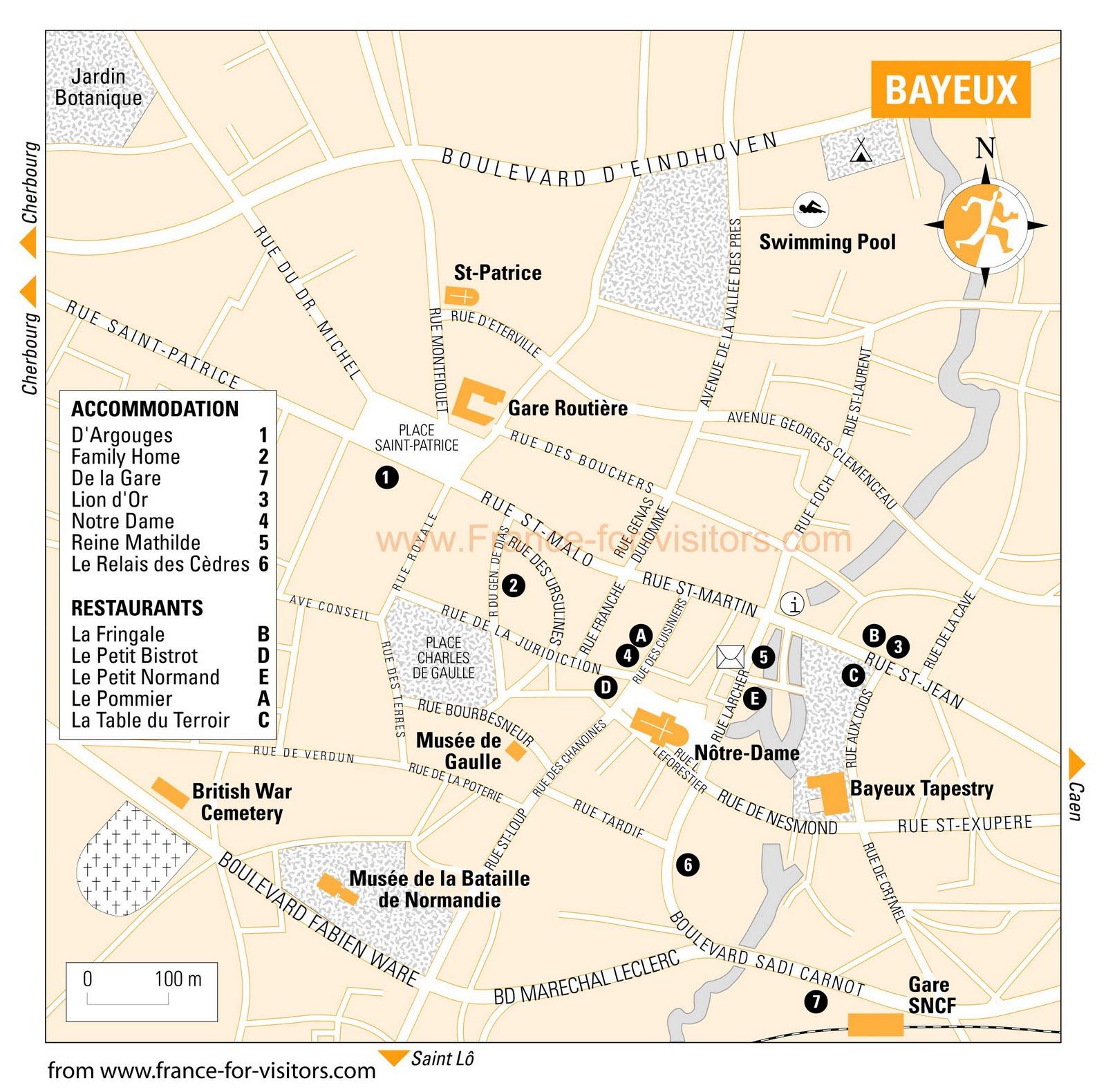Карта Байё
