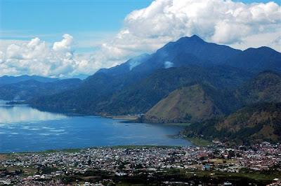 Objek Wisata Alam Aceh Tengah