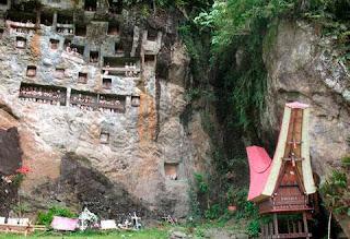 Batu Lemo, Tana Toraja