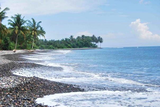 Objek Wisata Pantai Terbaya | WISATA ALAM TANGGAMUS