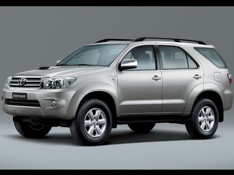 Toyota Fortuner - Technical Specifications & Feature List - Team-BHP