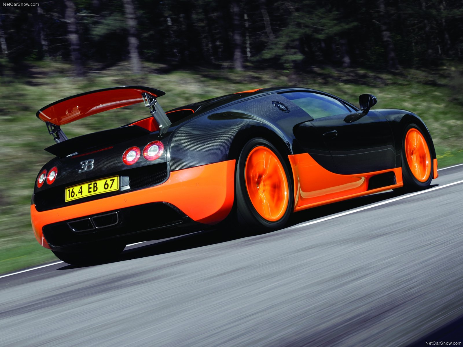 Nfs The Run Will Introduce New Class Bugatti Veyron Super