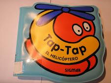 Tap, tap. El Helicóptero.
