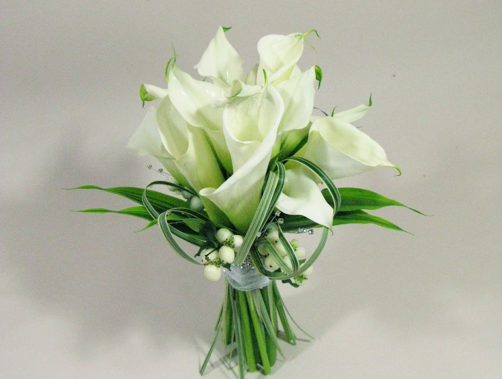 Hills florist bridal bouquets - Flowers good luck bridal bouquet ...