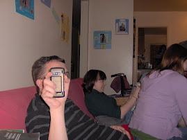 Camera duel