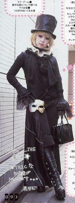 F Yeah Lolita Boystyle Wearing The Pants In Fashion
