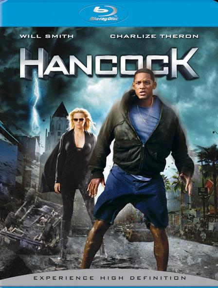 Download Film Hancock (2008) BluRay 720p 700MB