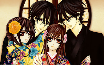 #18 Vampire Knight Wallpaper