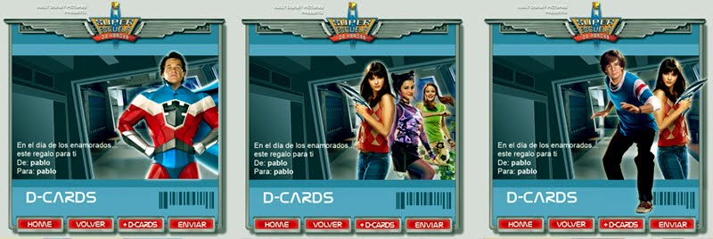 DISNEY LATINO / WEB