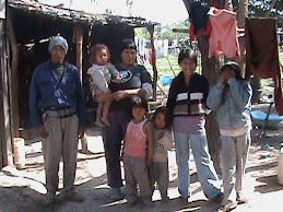 Comunidad TOBA Presidencia ROCA, Chaco