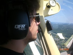 Cruising at 2,500 feet