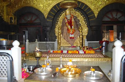 Prayers will be taken to Shirdi on January 27, 2010