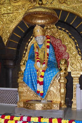 Prayers will be taken to Shirdi on September 16, 2010