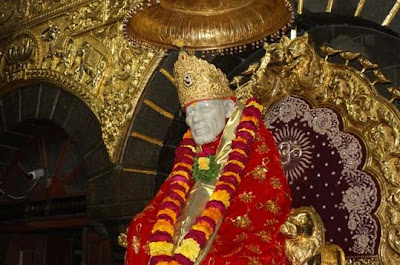 Prayers will be taken to Shirdi on July 25, 2010