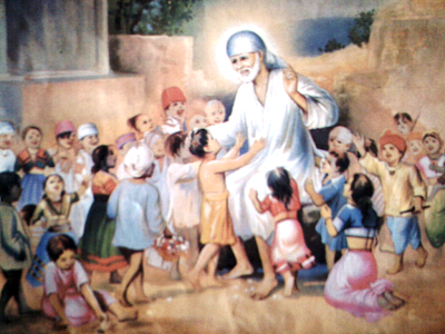 Sai Baba saved a Baby Boy from a Witch