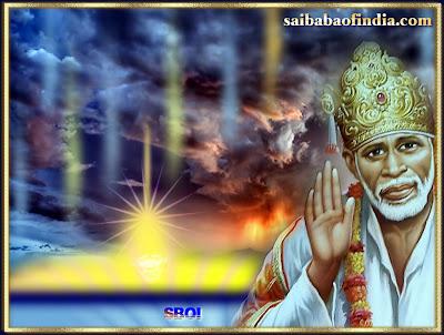 Responsibility Entrusted to me by Shirdi Sai Baba