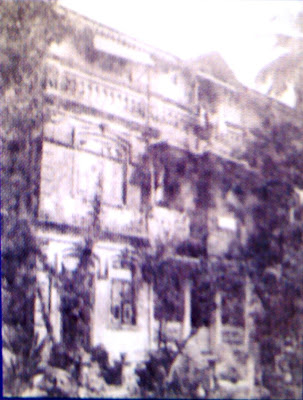 Hemadpant's House in Bandra