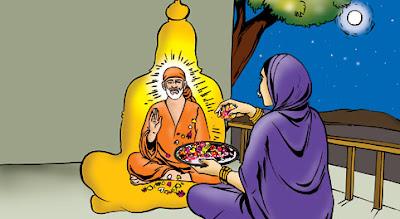 Our Parayan Bore Fruit - Sai Devotees : Shilpa and Nisha